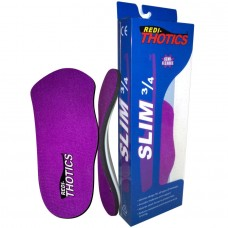 Redi-Thotics Slim 3/4 Orthotic Insoles