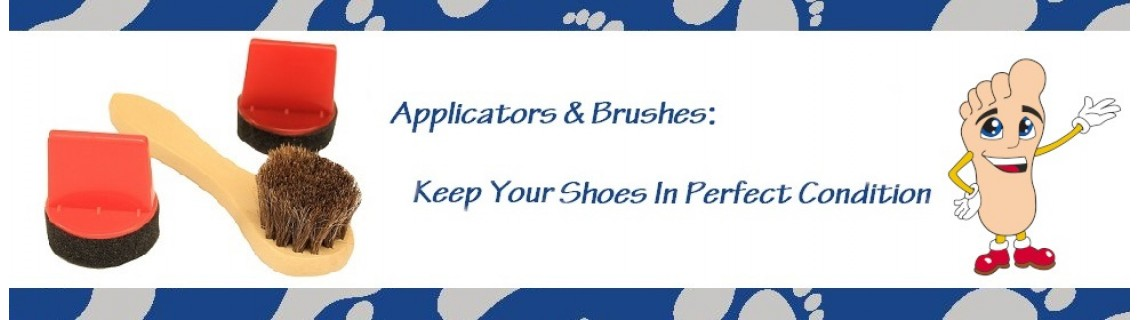 FeetPeople Applicators and Brushes