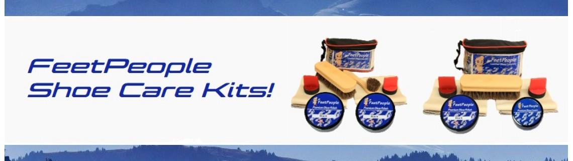 FeetPeople Shoe Care Kits