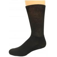 Fresh Feet Diabetic Crew Socks, 3 Pair