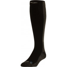 Drymax Cold Weather Running Over the Calf,  Black