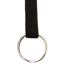 FeetPeople Flat Key Chain, Black