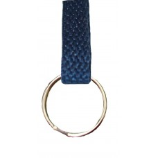 FeetPeople Flat Key Chain, Navy