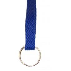 FeetPeople Flat Key Chain, Royal
