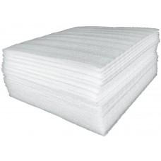 FeetPeople Premier Packaging Foam, 1/8 Inch Thick, 12 Inch Sheet, 50 Sheets