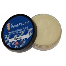 FeetPeople Premium Shoe Polish, 1.625 Oz., Neutral
