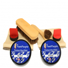 FeetPeople Ultimate Leather Refill Kit, Neutral
