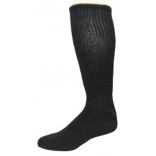 FootGalaxy Diabetic Socks (Black)