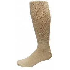 FootGalaxy Diabetic Socks (Natural)