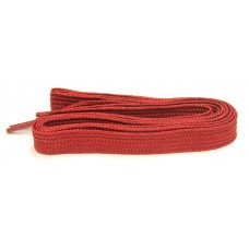 FeetPeople High Quality Fat Laces For Boots And Shoes, Maroon
