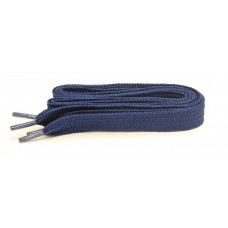 FeetPeople High Quality Fat Laces For Boots And Shoes, Navy