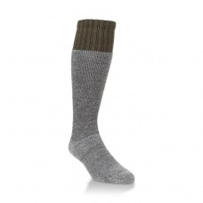 Hiwassee Heavy Hunting OTC Socks 1 Pair, Olive Green, Large
