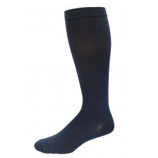 Medipeds Mild Compression Over The Calf Socks 2 Pair, Navy, M9-12.5