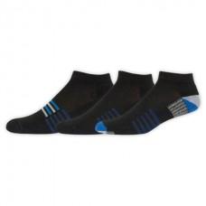 NB Core Performance Low Cut Socks, X-Large, Ast1, 3 Pair