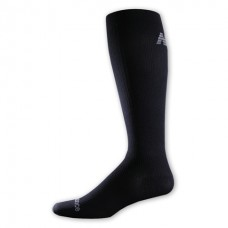 NB Compression OTC Socks, Large, Black, 1 Pair