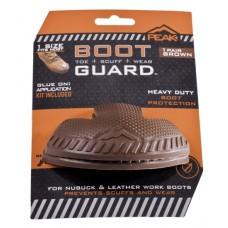 Peak Boot Toe Protector Brown
