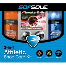 Sof Sole 3-In-1 Athletic Care Kit