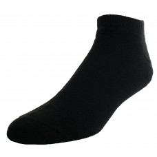 Sof Sole All Sport Low Cut Athletic Performance Socks, Black, Mens X-Large 13-15, 6-Pack