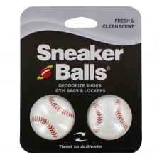 Sof Sole Sneaker Balls Shoe, Gym Bag, and Locker Deodorizer, 1 Pair, Baseball