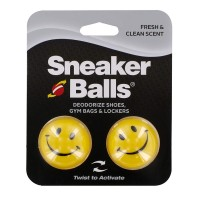 Sof Sole Sneaker Balls 1 Pair, Smiley Face