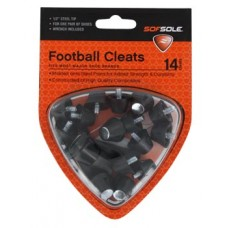 Sof Sole Football Cleats Nylon 1/2 inch