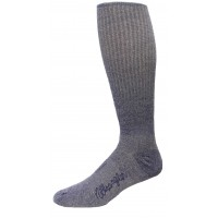 Wrangler Lightweight Ultra-Dri Over The Calf Boot Socks 1 Pair, Navy, M 8.5-10.5