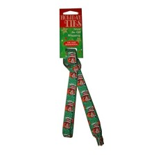"FootGalaxy 45"" Santa Christmas Printed Shoe Laces"