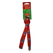 "FootGalaxy 45"" Christmas Toy Soldier Printed Shoe Laces"